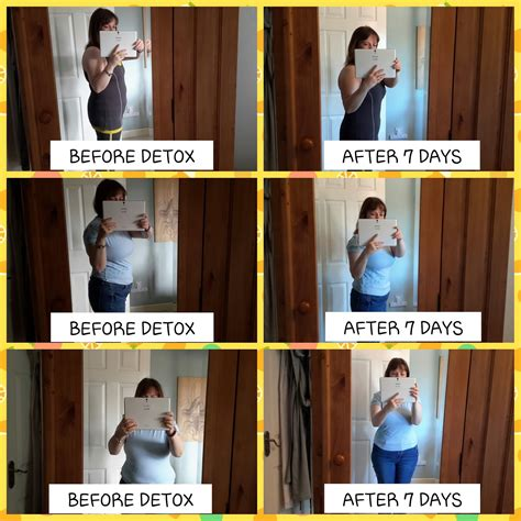 Vale Detox Reviews 2015 by Inspired By Jason Vale 7lb In 7 Days Results Before