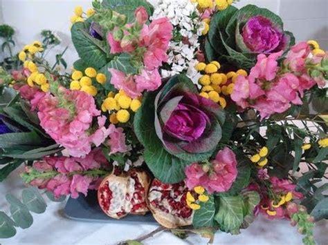 composizione di un fiore composizione di fiori per un banchetto