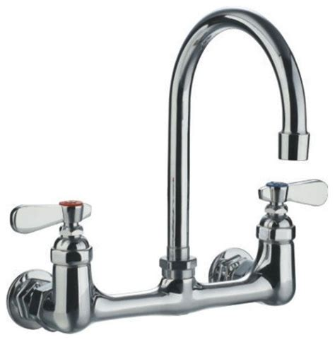 laundry tap design 2 handle small laundry faucet in polished chrome