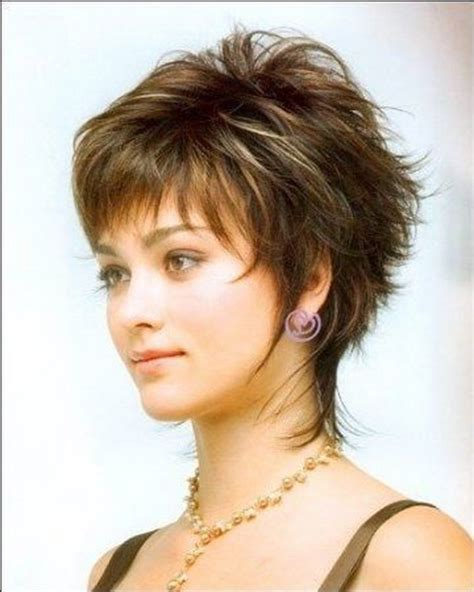 layered hairstyles 50 short layered hairstyles for women over 50