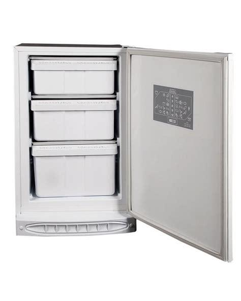 Upright Freezer With Drawers by Alaska Up140 Upright Freezer 3 Drawers 125 L Buy