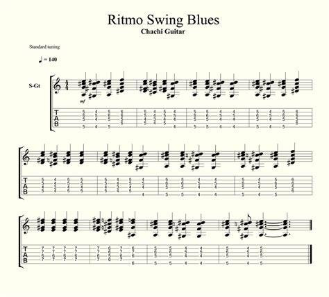 blues swing como tocar acompa 241 amiento blues swing guitarra r 237 tmica