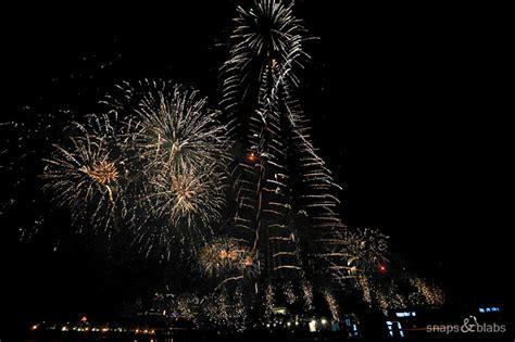 we did it burj khalifa new years eve fireworks snaps