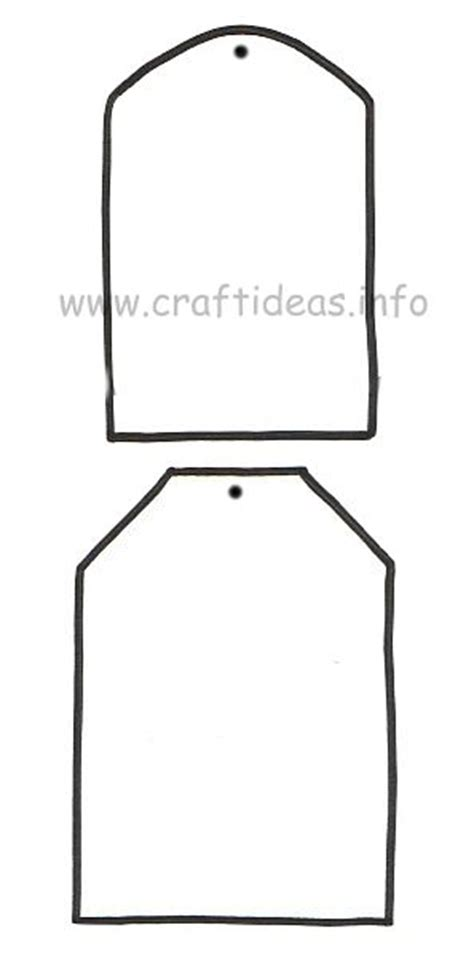 coloring page name tags free craft patterns and templates gift tag patterns