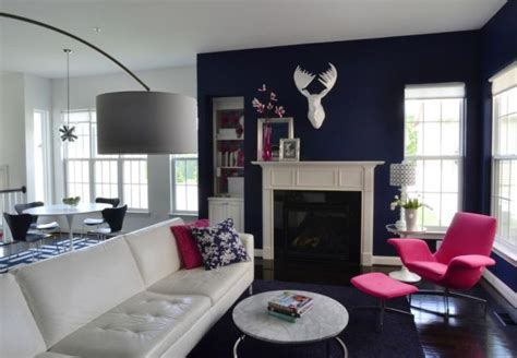 navy blue living room navy blue and white living room with carefully placed