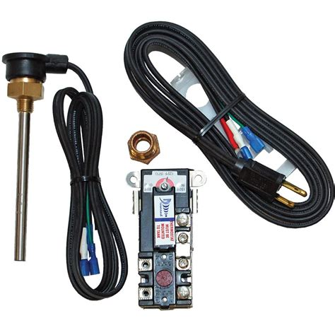 converting to tankless water heater hott rod water heater conversion kit 6 gallon