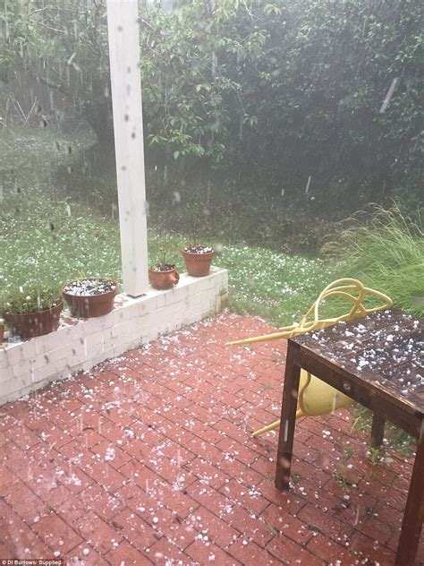 backyard batter sydney and the nsw coast smashed by another big storm