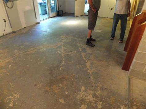 basement questions basement flooring systems concrete floor