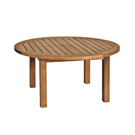 three birds casual canterbury patio coffee table in