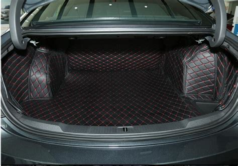 cargo floor mats for 2017 buick lacrosse set car trunk mats for new buick lacrosse 2017