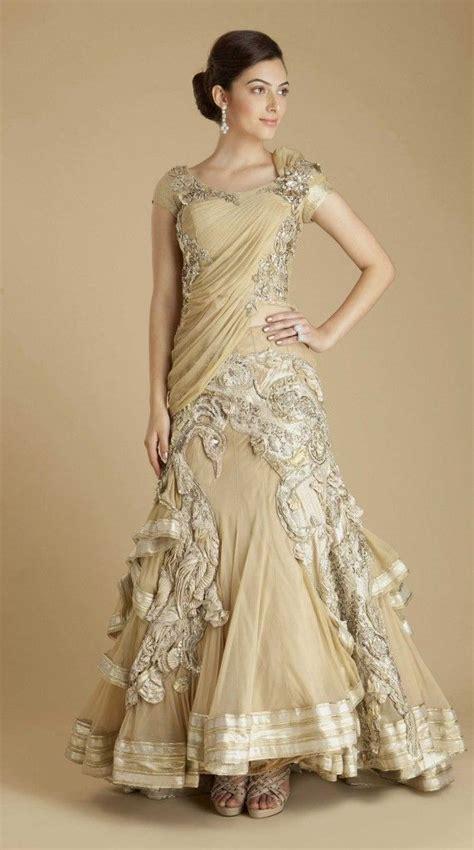 indo western wedding gowns indo western bridal gowns