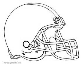 football coloring sheets free football helmet coloring pages