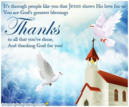 religious thank you card template religious thank you quotes
