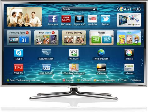 Tv Android Samsung iptv su smart tv samsung androidaba