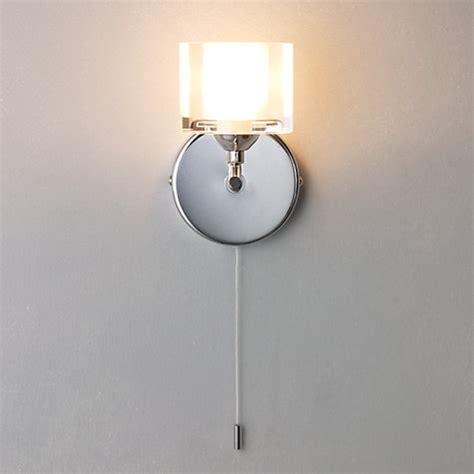 Buy John Lewis Zola Single Wall Light John Lewis Lewis Bedroom Lighting