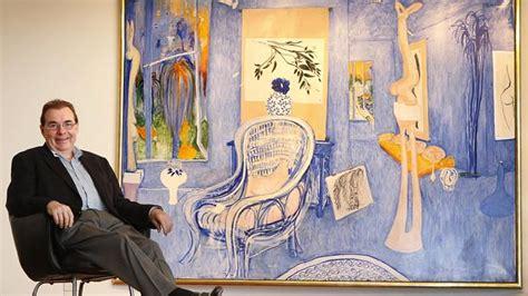 Brancusi Armchair Australian Painter Brett Whiteley Makes 3 9m Record