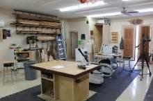 Vox Lug Cabinet 12 shop layout tips the wood whisperer