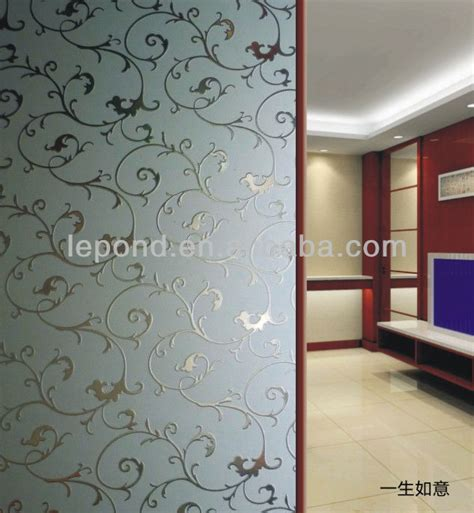 decorative glass partitions home decorative glass wall panel office glass partitions buy