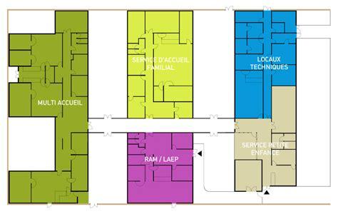 layout plan of nursery school gallery of epinay nursery school bp architectures 16