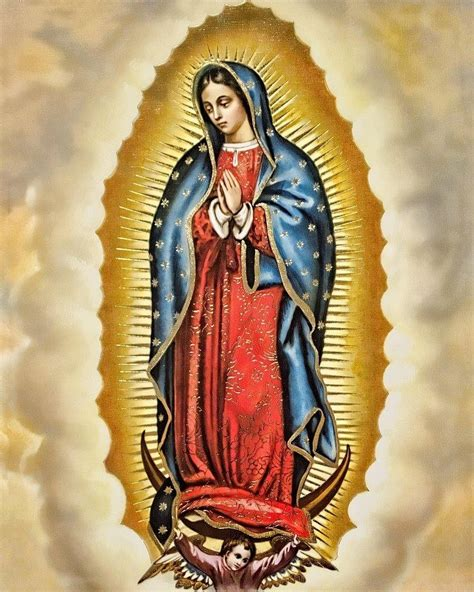 virgin mary our lady of guadalupe blessed virgin mary