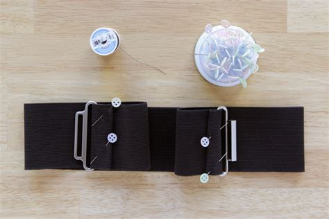 how to diy a wide belt