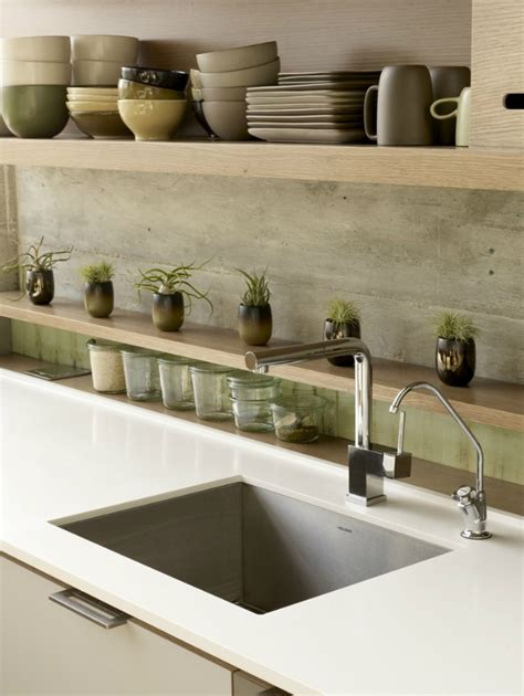 Kitchen Sinks With Backsplash by 40 Awesome Kitchen Backsplash Ideas Decoholic