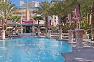 Cooling Chair The Beach Club Pool At Flamingo Las Vegas