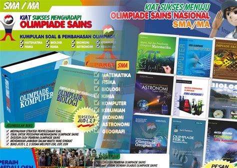 Buku Paket Sains buku olimpiade sains nasional buku osn