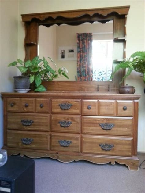 Dining Room Chest Of Drawers Other Dining Room Living Room Sideboard Chest Of Drawers With Mirror Was Listed For R1 000