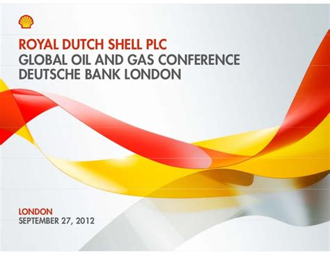 Royal Dutch Shell Plc Cfo Simon Henry Global Oil Gas Royal Shell Ppt