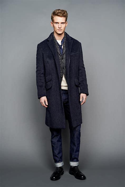 Inspires Mens Fall Fashion by J Crew Fall Winter 2015 Presentation Nyfw