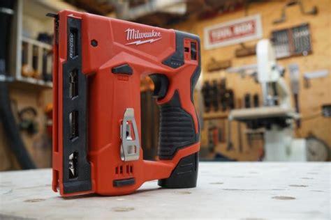 Milwaukee Tool Sweepstakes 2017 - milwaukee m12 3 8 crown stapler giveaway tool box buzz tool box buzz