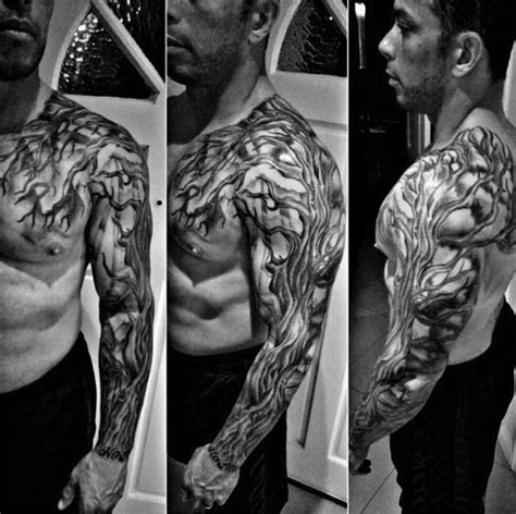 family sleeve tattoo 60 family tree designs for kinship ink ideas