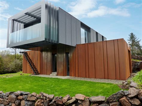 grand designs shipping container home by bradley