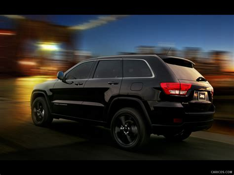 jeep grand cherokee concept rear wallpaper