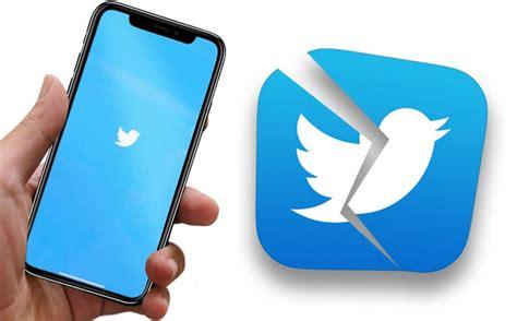 fix twitter  working  iphone  ipad