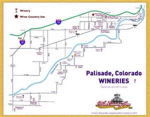 colorado wineries map wine country inn palisade colorado