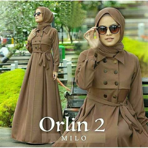 Gamis Ima Dress gamis ima platinum muslim simple modern orlin dress jual