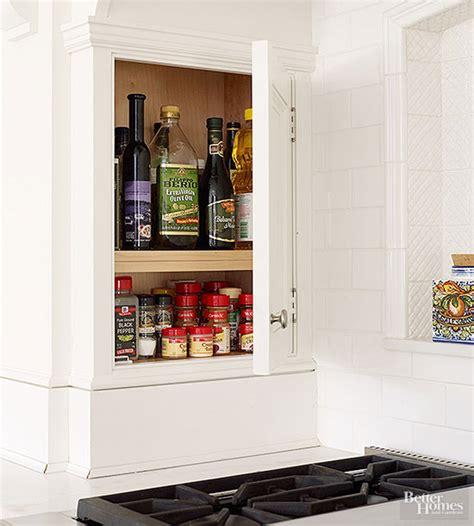 Tempat Untuk Menyimpan Bumbu Dapur butuh tempat penyimpanan manfaatkan dinding dalam rumah