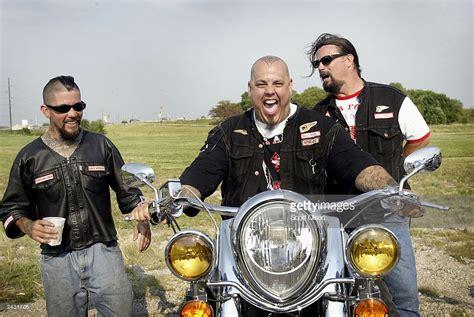 Hells Angels Motorrad by Hells Angels Motorcycle Club Members Attend Rallies In