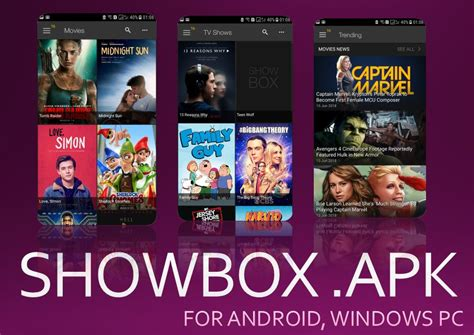 showbox apk for android showbox apk for pc android free version 2018
