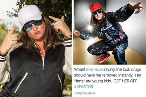 Calling All Black Honey Addicts by Calls For Honey G To Be Axed From X Factor Daily