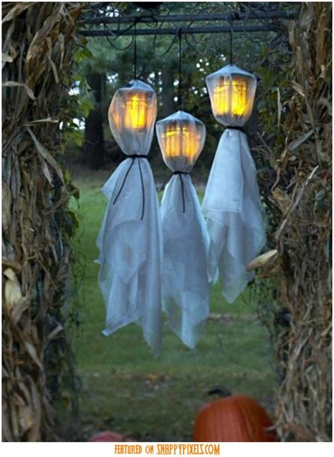 scary halloween decorations   fun