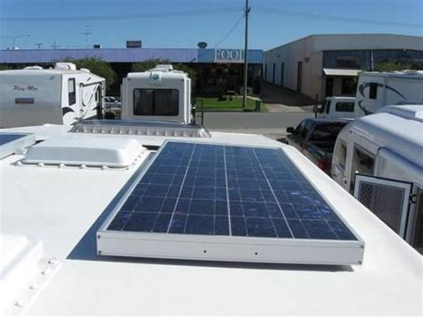 how to install rv solar panels for electricity on the road