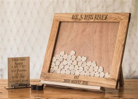 Wedding Box And Guest Book by Wedding Guestbook Alternative Drop Drop Box Guest