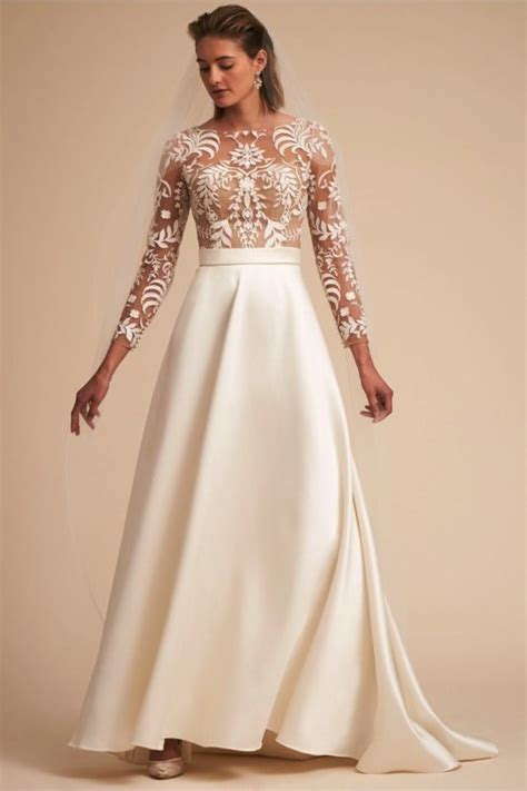 Wedding Dresses Vintage Style by Vintage Style Wedding Dresses Bhldn 2018 Deco