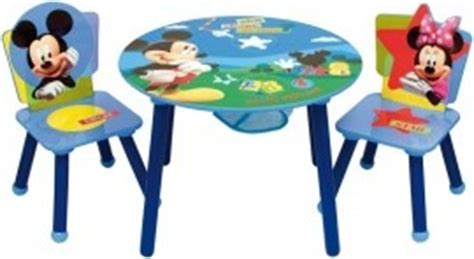 mickey mouse clubhouse erasable table and chair set mickey mouse clubhouse activity table and chair set