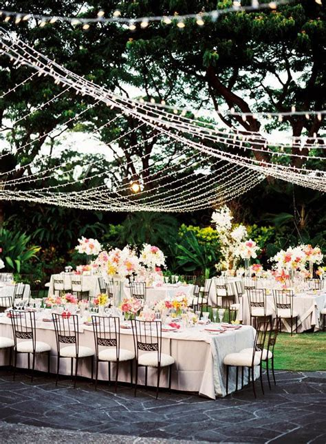 Wedding Light Canopy Cheap Spring Party Theme Unique Lighting For Outdoor Wedding