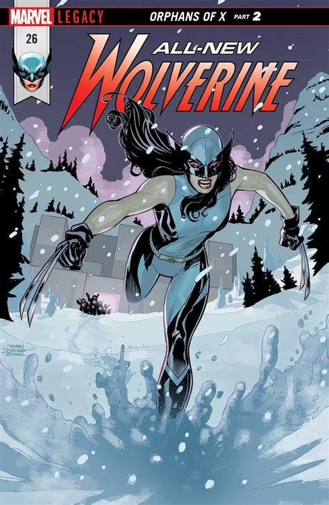 New New New 26 all new wolverine 26 review healed1337