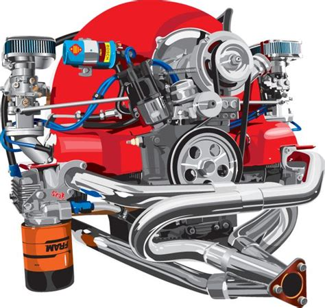 Formula 1 High Performance Bug 67 best boxer engines images on vw beetles vw